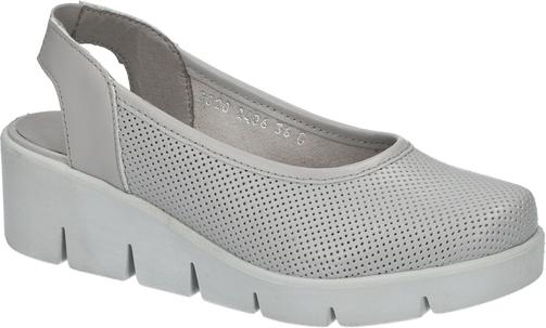 Sandały SIMEN w stylu casual na średnim obcasie