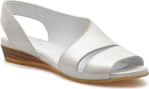Sandały T.sokolski ze skóry w stylu casual