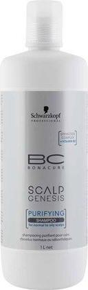 SCHWARZKOPF BC Scalp Genesis Purifying szampon głęboko oczyszczający 1000ml
