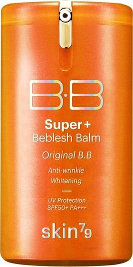 SKIN79 Super+ Beblesh Balm SPF 50- ORANGE