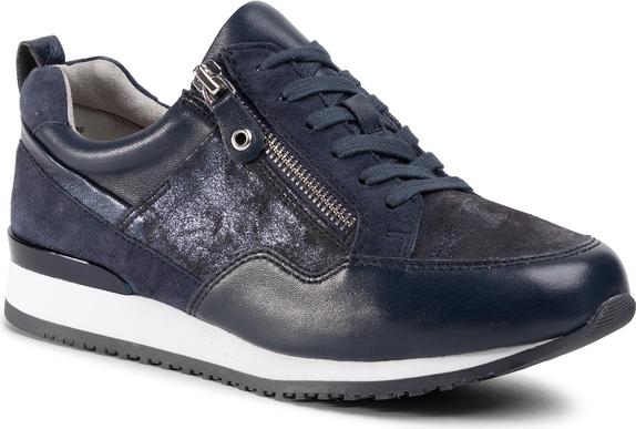 Sneakersy Caprice sznurowane