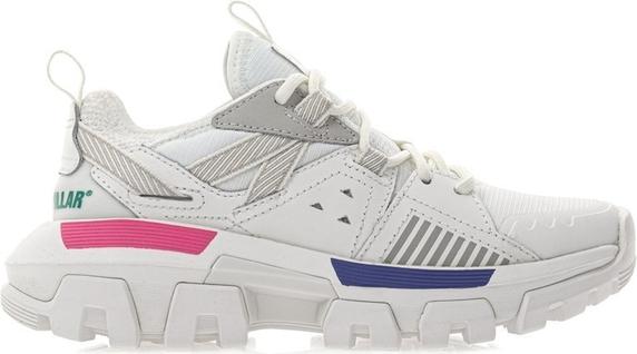 Sneakersy Caterpillar z płaską podeszwą