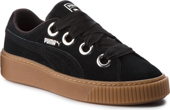 Sneakersy puma platform kiss suede wn's 366461 01 puma