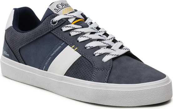 Sneakersy S.OLIVER - 5-13600-36 Navy 805