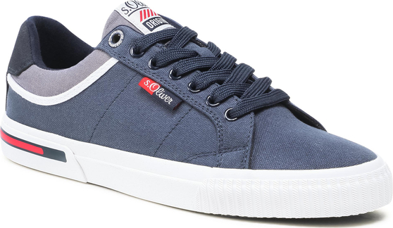 Sneakersy S.OLIVER - 5-13604-26 Navy 805