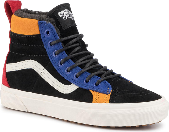 Sneakersy VANS Sk8 Hi 46 Mte Dx VN0A3DQ5T3X1 BlackSurf