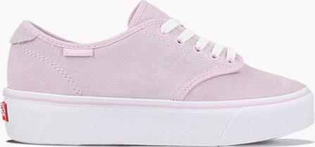 60% ZNIŻKI Trampki damskie Vans różowe sznurowane Buty