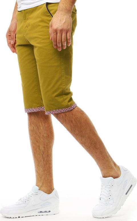 Spodenki Dstreet z bawełny w stylu casual