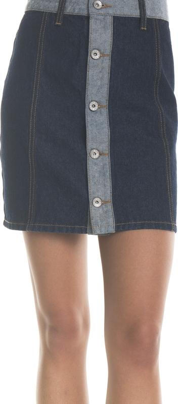 Spódnica Big Star mini z jeansu