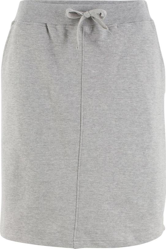 Spódnica bonprix bpc bonprix collection z dresówki