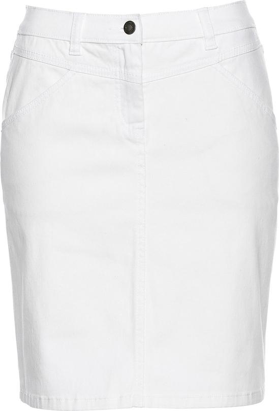 Spódnica bonprix bpc selection w stylu casual midi