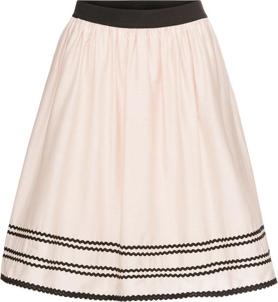 Spódnica bonprix RAINBOW w stylu casual z tkaniny mini