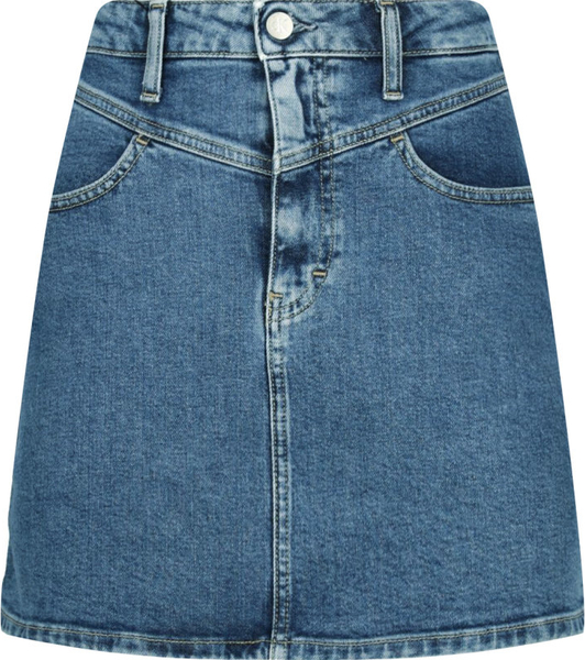 Spódnica Calvin Klein w stylu casual mini