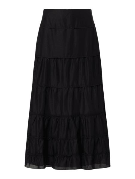 Spódnica Christian Berg Women maxi z bawełny