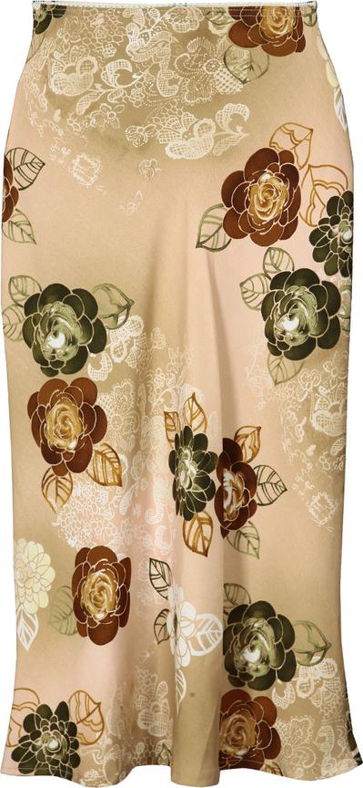 Spódnica Fokus midi w stylu boho