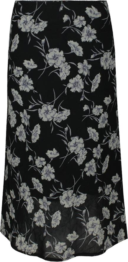 Spódnica Fokus z tkaniny w stylu vintage