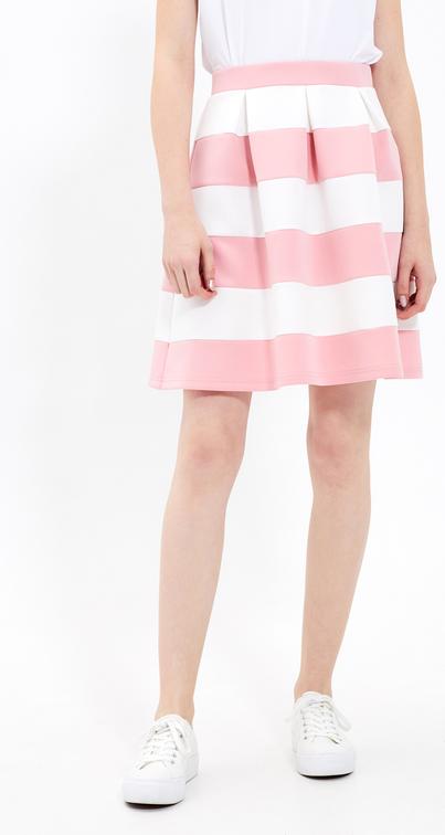 Spódnica Gate mini w stylu casual