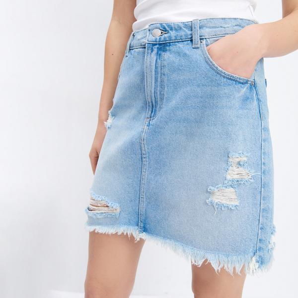 Spódnica Mohito z jeansu