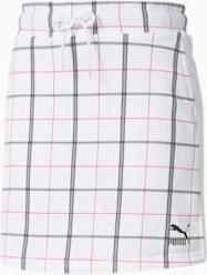 Spódnica Puma z bawełny w stylu casual