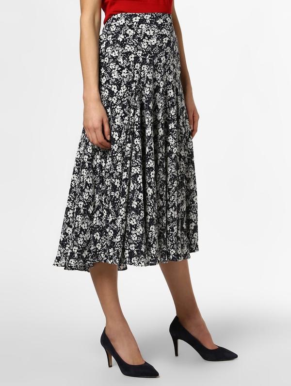 Spódnica Ralph Lauren w stylu boho midi