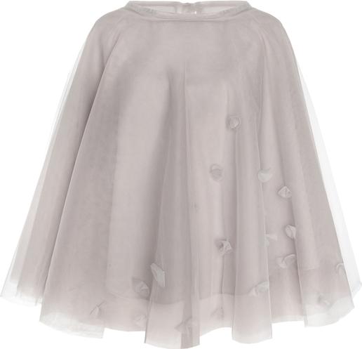 Spódnica YOU by Tokarska z tiulu mini w stylu casual