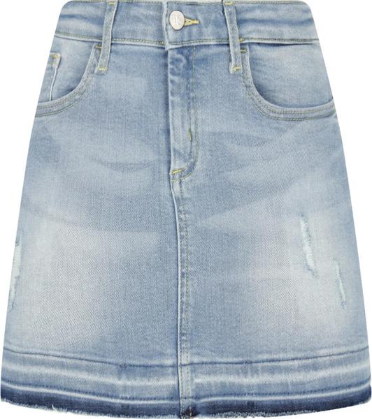 Spódniczka dziewczęca Calvin Klein z jeansu