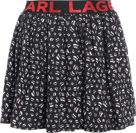 Spódniczka dziewczęca Karl Lagerfeld