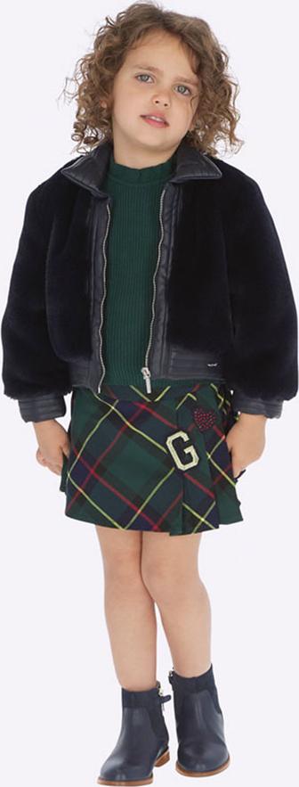 Spódniczka dziewczęca Mayoral z tkaniny