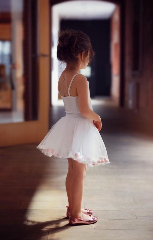 Spódniczka dziewczęca Piccolino z tiulu