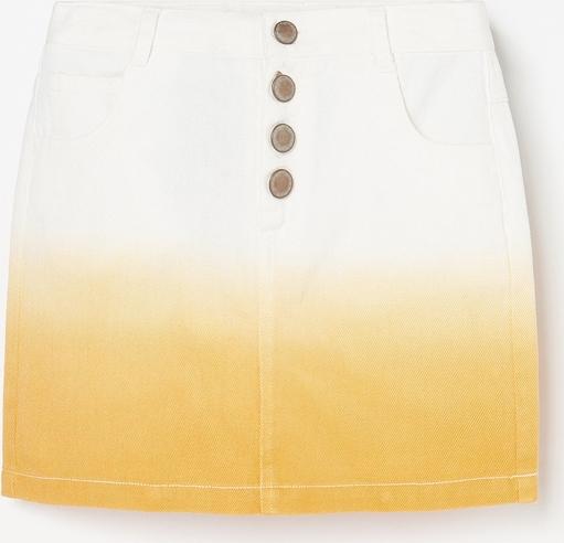 Spódniczka dziewczęca Reserved z jeansu