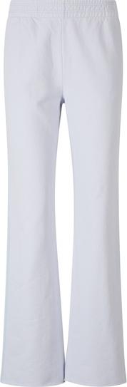 Spodnie Acne z bawełny