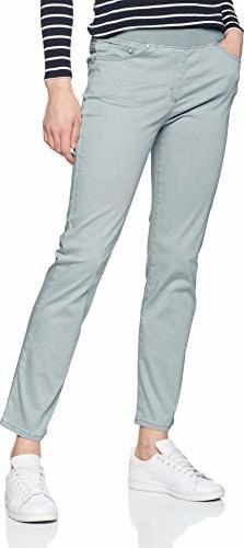 Spodnie amazon.de w stylu klasycznym z bawełny
