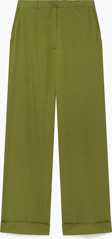 Spodnie American Vintage w stylu retro z wełny