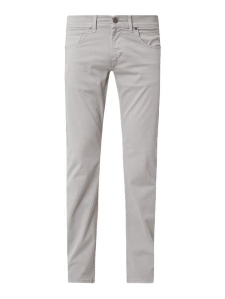 Spodnie Baldessarini z bawełny