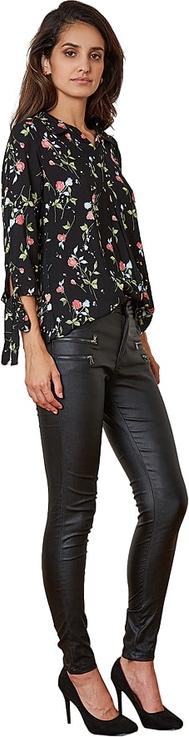 Spodnie Camille & Chloé Paris w rockowym stylu