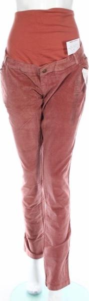 Spodnie Colline w stylu klasycznym ze sztruksu