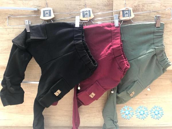 Spodnie dziecięce MIMI dla chłopców
