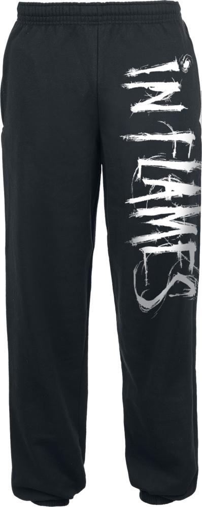 Spodnie In Flames