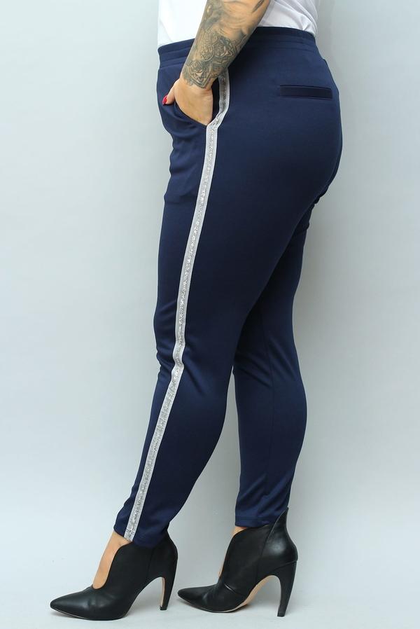 Spodnie KARKO z dresówki