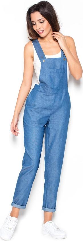 Spodnie Katrus z jeansu