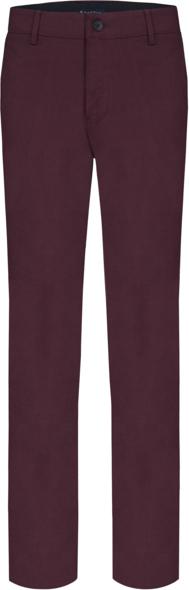 Spodnie producent niezdefiniowany z tkaniny