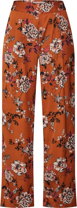 Spodnie Rosemunde w stylu boho