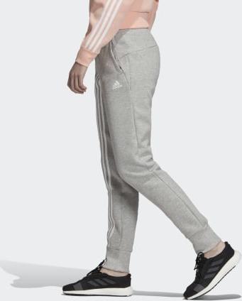 Spodnie sportowe Adidas z dzianiny