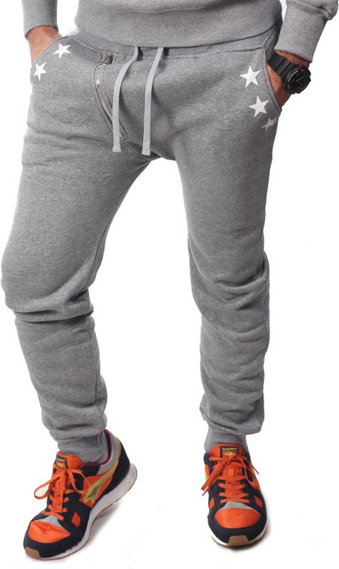 Spodnie sportowe BBG w sportowym stylu