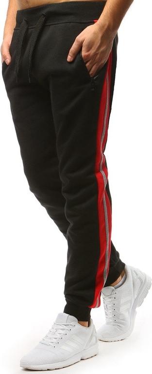 Spodnie sportowe Dstreet z dresówki w sportowym stylu