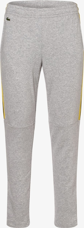 Spodnie sportowe Lacoste z dresówki