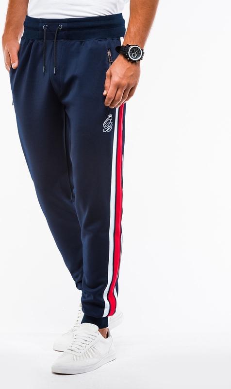 Spodnie sportowe Ombre_Premium z dresówki