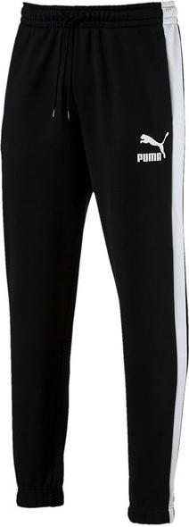 Spodnie sportowe Puma z dresówki