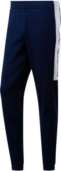 Spodnie sportowe Reebok Fitness z dresówki