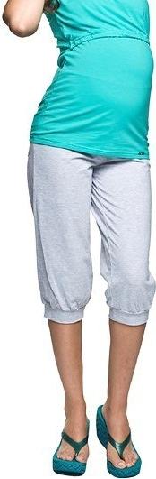 Spodnie Torelle z bawełny w stylu casual